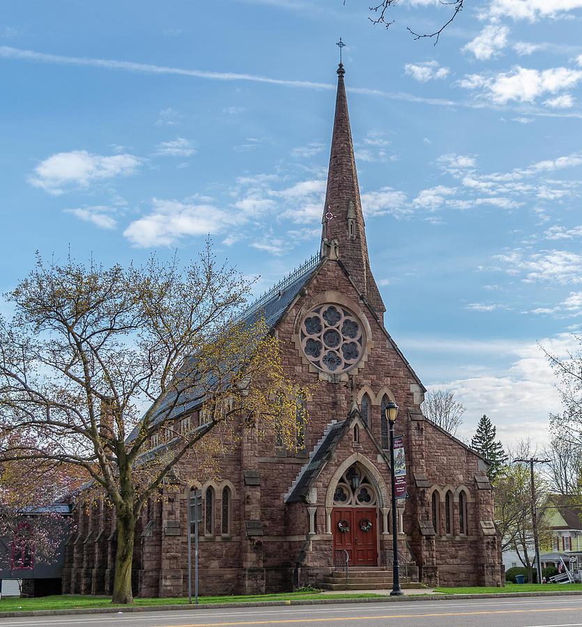 Zion Episcopal Church by Mary Courtney