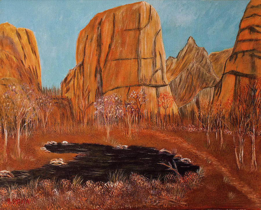 Zion by Randy Sylvia