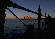 Sydney Opera House at Dusk - Click Here to Buy The Photo