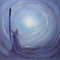 ---das Licht In Der Hand--- by Carola Eleonore Thiele