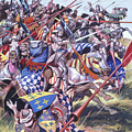 Agincourt The Impossible Victory 25 October 1415 by Ron Embleton