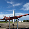 Air Force Museum At Cape Canaveral  by Allan  Hughes