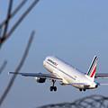 Air France Airbus A320 - Msn 491-002 - F-gjvw  by Amos Dor