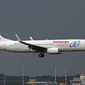 Aireuropa - Boeing 737-800 - Ec-jbk  by Amos Dor