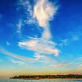 Angel  Walking On Air  by Glenn Feron