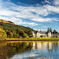 Ardgartan On The Banks Of Loch Long by Richard Burdon