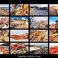 ' Australia Rocks ' - Bay Of Fires - Tasmania by Lexa Harpell