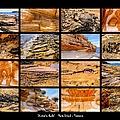 ' Australia Rocks ' - Maria Island - Tasmania by Lexa Harpell