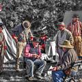 Battle Of Honey Springs V1 by John Straton