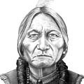 Chief Sitting Bull by Murphy Elliott
