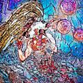 Cosmogony Ainu by Bob Money