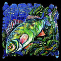 Dear Lord  Please Let Me Catch A Fish by Lena  Owens OLena Art