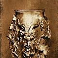 Dionysus.... by Andrzej Szczerski