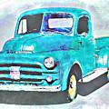 Dodge Pickup by Rick Wicker