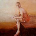 Female Feel-male Gaze by Jea DeVoe
