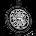 Fisherman's Wharf San Francisco-horizontal In Bw by Michiale Schneider