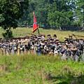 Gettysburg Confederate Infantry 9270c by Cynthia Staley
