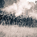 Gettysburg Union Infantry 9360s by Cynthia Staley