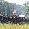 Gettysburg Union Infantry 9372c by Cynthia Staley