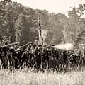 Gettysburg Union Infantry 9372s by Cynthia Staley