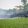 Gettysburg Union Infantry 9968c by Cynthia Staley