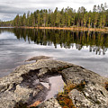 Haukkajarvi Landscape by Jouko Lehto