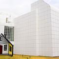 High Museum Of Art - Atlanta - Usa by Luciano Mortula