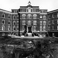 Hospital 1912 Black White 1910s Archive Brick by Mark Goebel