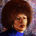 Impassable Me - Angela Davis1 by Reggie Duffie