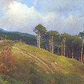 In The Crimean Mountains   by Denis Chernov