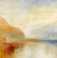 Inverary Pier - Loch Fyne - Morning by Joseph Mallord William Turner