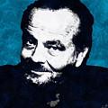 Jack Nicholson by Sergey Lukashin