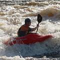 Kayak 3 by Jouko Lehto