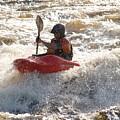 Kayak 4 by Jouko Lehto