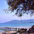 Lake Peten Itza by Thomas R Fletcher
