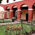 Lima Peru Garden by Brett Winn