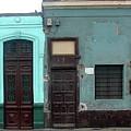 Lima Peru Wall by Brett Winn