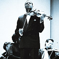 Louis Farrakhan Performing Mendelssohn's Violin Concerto by Preston Wiles