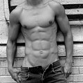 Male Abs by Mark Ashkenazi