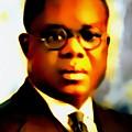 Marcus Garvey by Jacqueline Amos