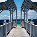 Oceanfront Pavilion by Anthony Dezenzio