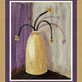 Octillo Branches In An Urn by Barbara Griffin