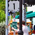 # One Stolen Sign Key West  by Davids Digits
