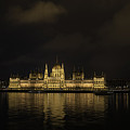 Parliament Budapest by Shay Weiss