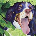 Peek-a-boo by Pat Saunders-White