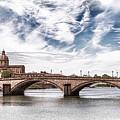 Ponte Alla Carraia, Firenze by Igor Sitnikov