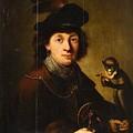 Portrait Of A Boy by Celestial Images