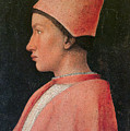 Portrait Of A Young Man by Celestial Images