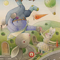 Rabbit Marcus The Great 05 by Kestutis Kasparavicius