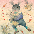 Rabbit Marcus The Great 06 by Kestutis Kasparavicius